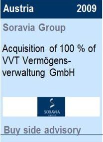 2009Soravia Group