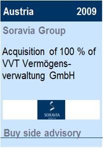 2009Soravia Group