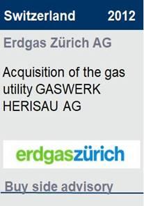 2012 Erdgas Zürich