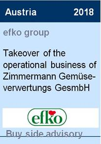 2018 efko Group Zimmermann