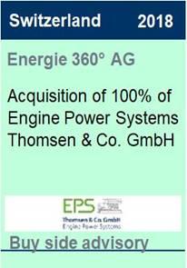Energie 360° Grad AG 2018