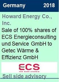 2018 Howard Energy